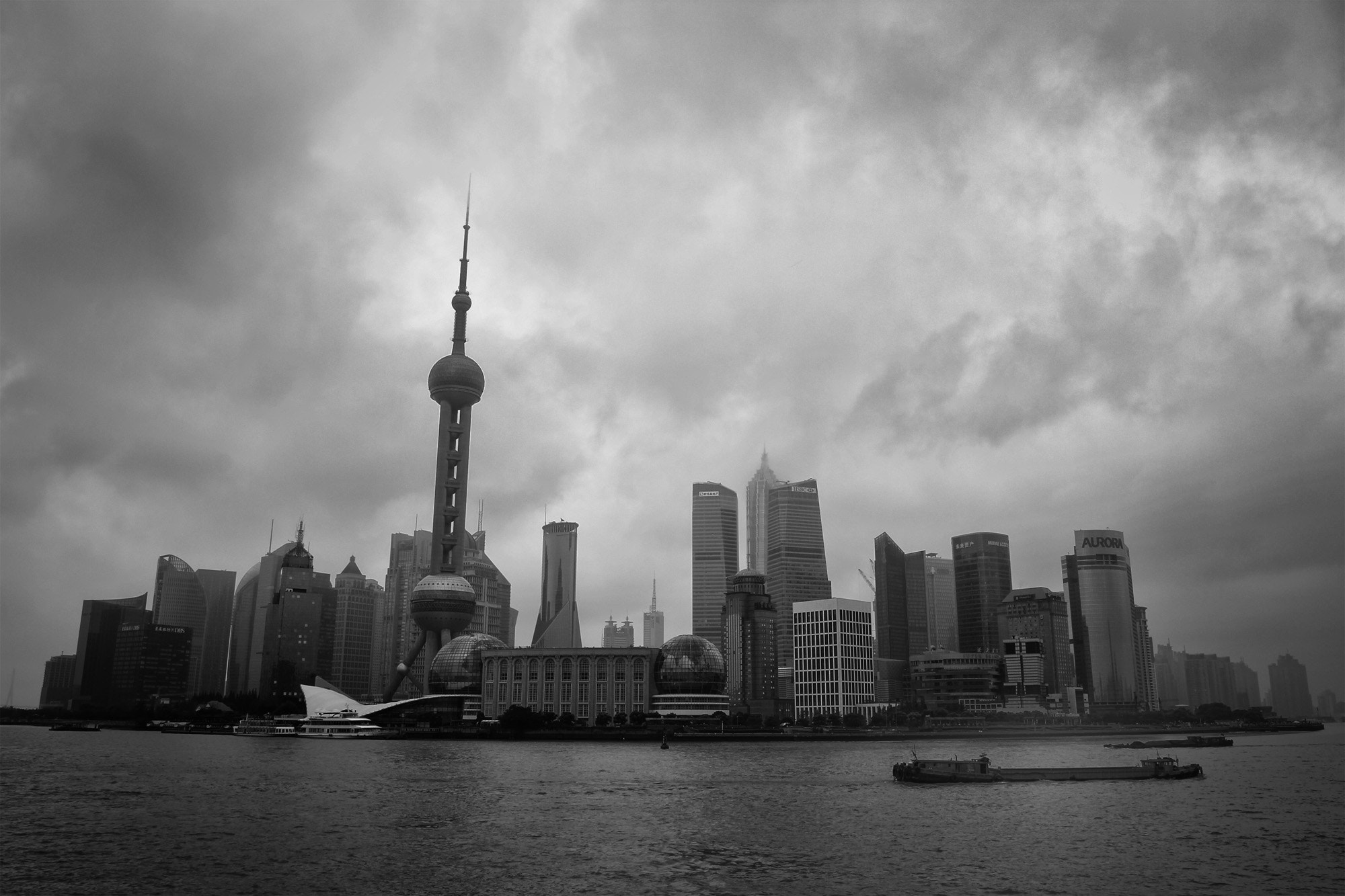 Photograph Shanghai New City by Abumessi Journey on 500px