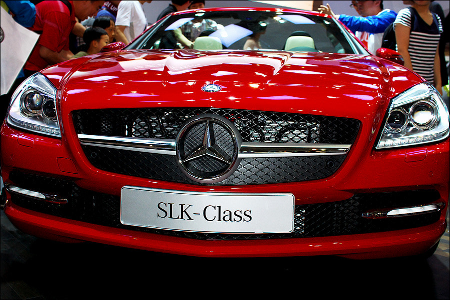 Photograph Mercedes-Benz Roadster by D W Kim on 500px