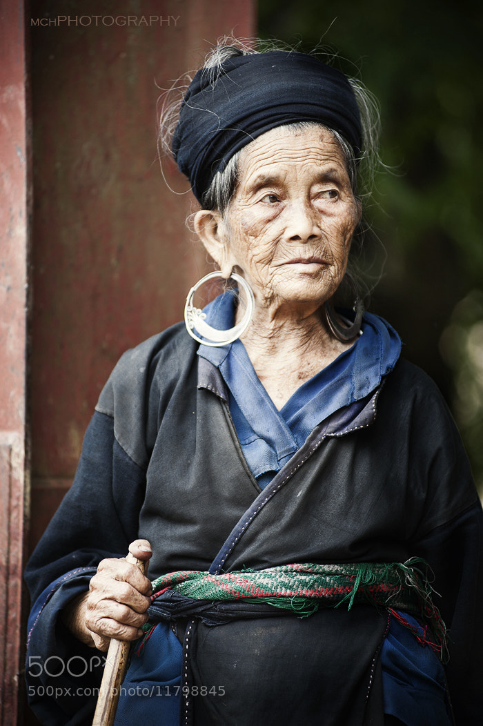Photograph Black Hmong  by Christoph Maderthaner on 500px