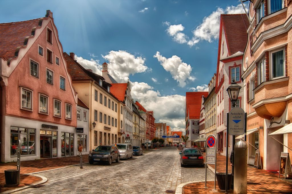 Photograph Dillingen/Donau, Germany II by Mark G. on 500px