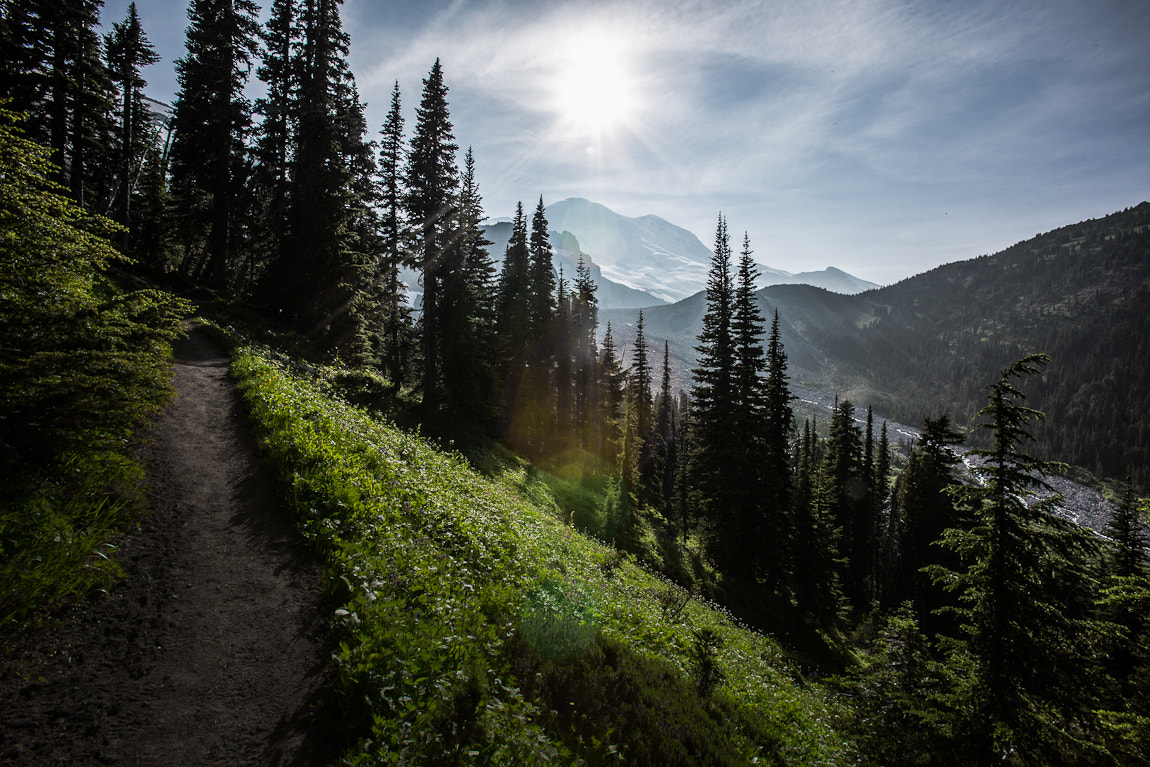 Photograph The Descent by Luke Humphrey on 500px