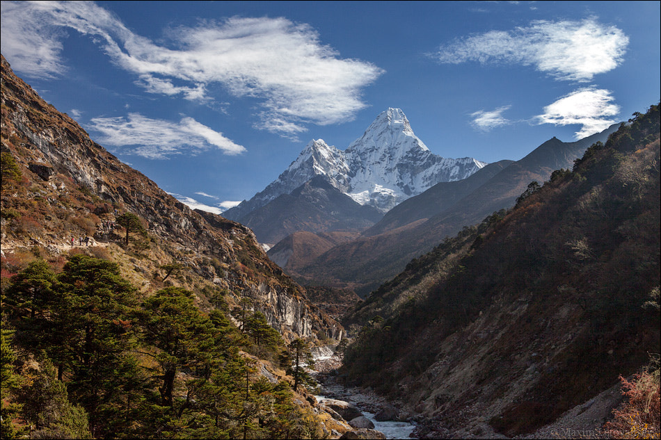 Photograph Ama Dablam by Maxim Letovaltsev on 500px