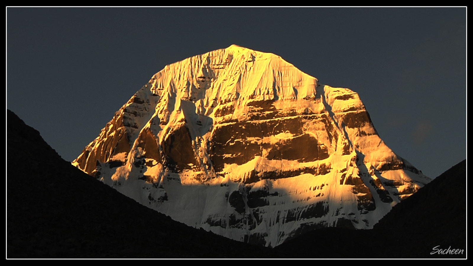 Photograph Mount Kailash by Sacheen Vaidya on 500px