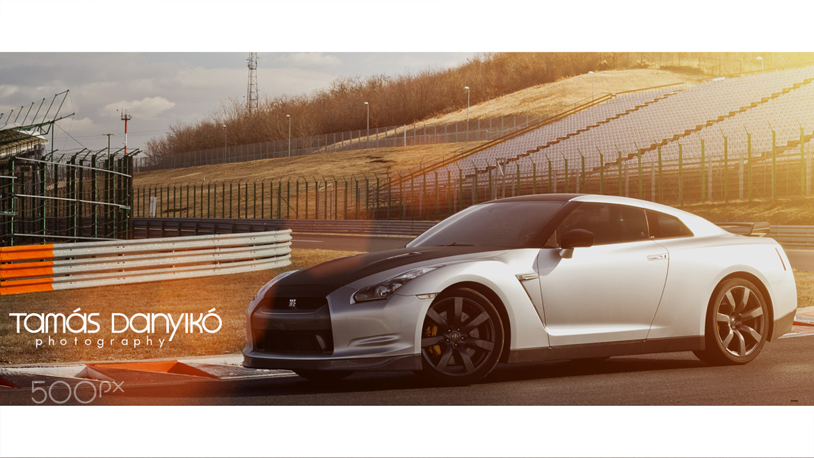 Photograph Nissan GT-R by Tamás Danyikó on 500px