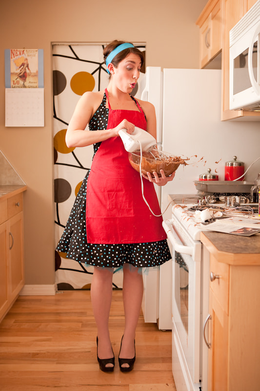 Photograph Learning to Bake by Robin Bartsch on 500px