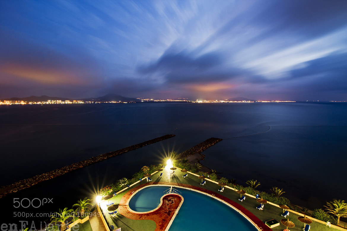 Photograph NIGHT COMES IN PARADISE by Francisco Alcantud on 500px