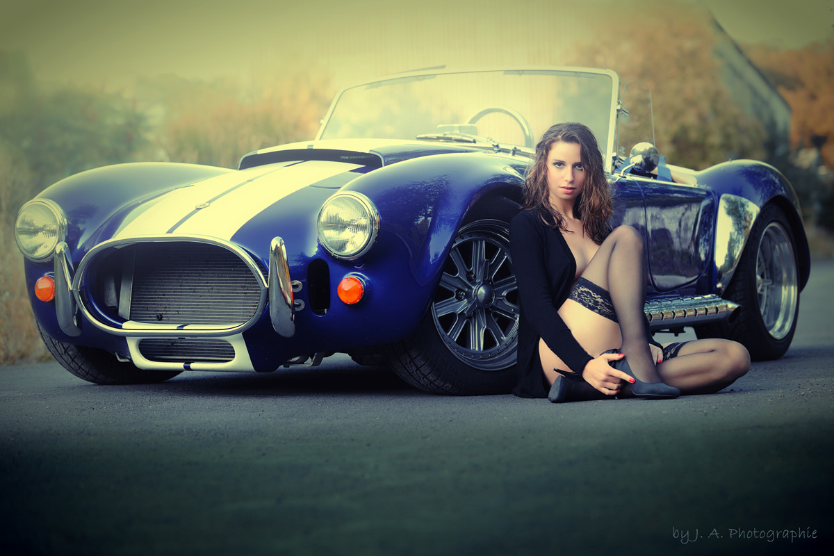 Photograph AC Cobra by J.A. Photographie on 500px