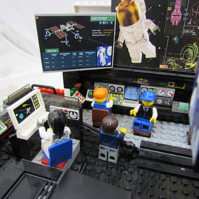 WIP – 150813 – Godwin Space Center Mission Control