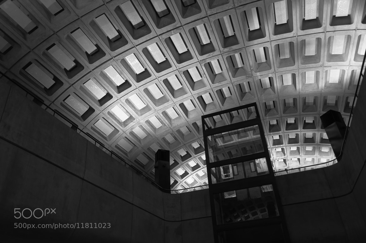 Photograph Washington Metro by Sören Jucikas on 500px