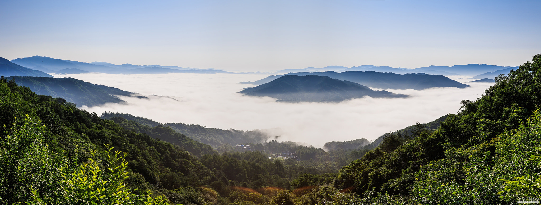 Photograph Sea of clouds by Sungjin Kim on 500px