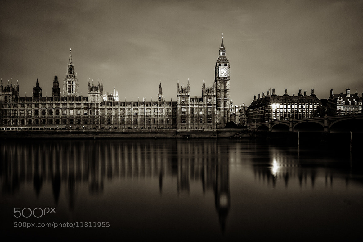 Photograph Parliament - Early Morning by Steve Bryson on 500px