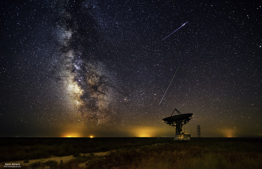 Photograph Perseids by Kevin Ahrens on 500px
