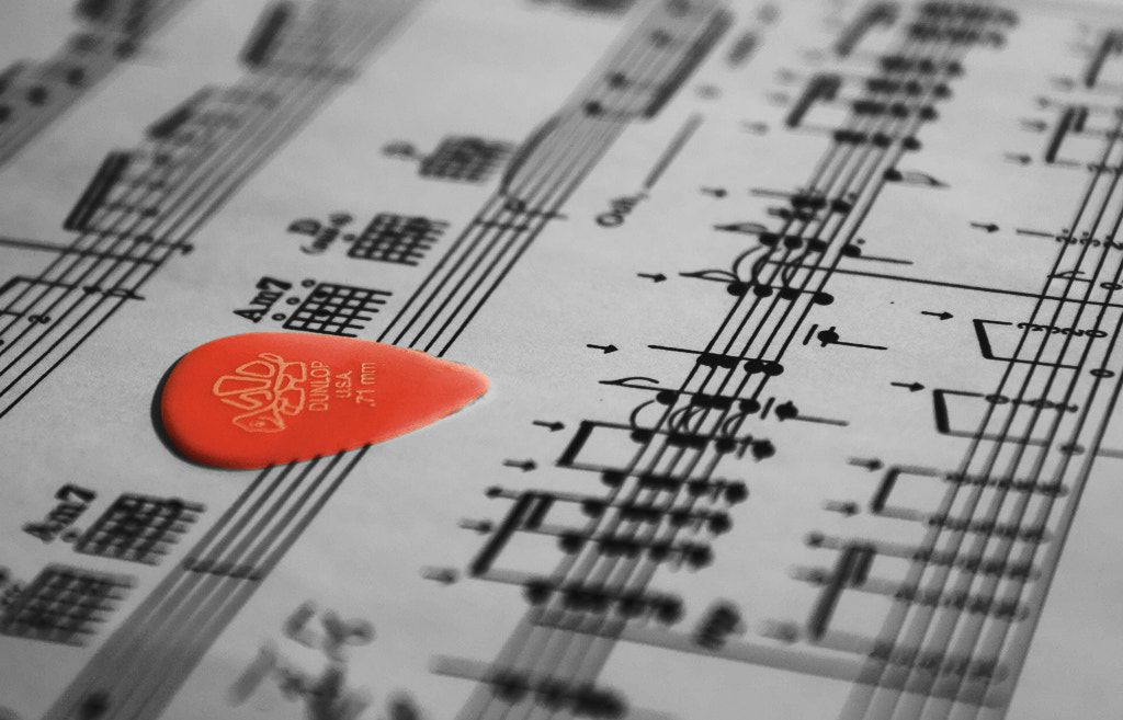 Photograph Sheet Music by Adam Yunker on 500px