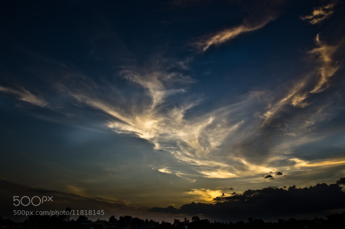 Photograph Dusk by shankar  joshi on 500px