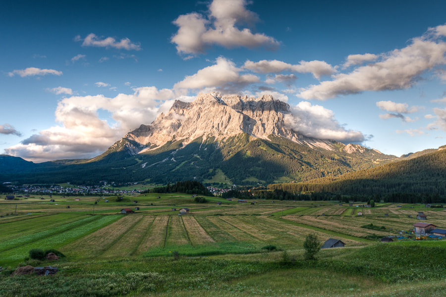Photograph Zugspitze - Revised by Hans Woltering on 500px