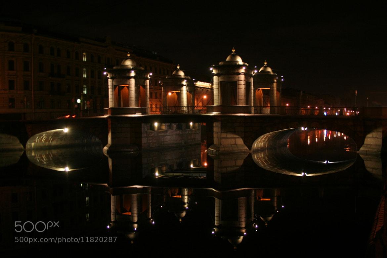 Photograph Lomonosov Bridge by Natasha Goryaeva on 500px
