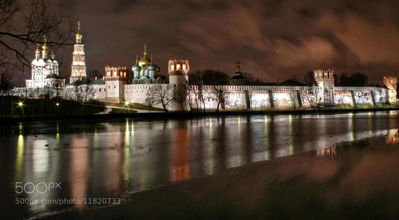 Photograph Novodevichy Convent by Natasha Goryaeva on 500px