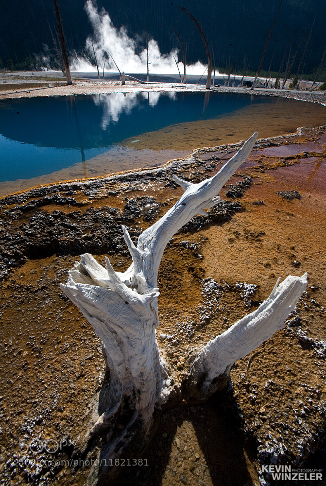 Photograph Yellowstone National Park by KevinWinzeler.com  ~ sports, lifestyle on 500px