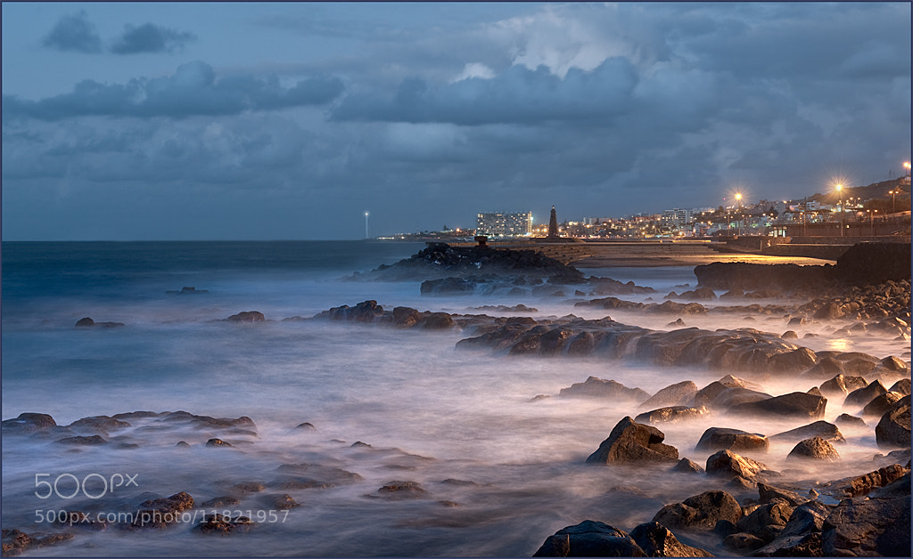 Photograph Bajamar by Victor Lopez on 500px