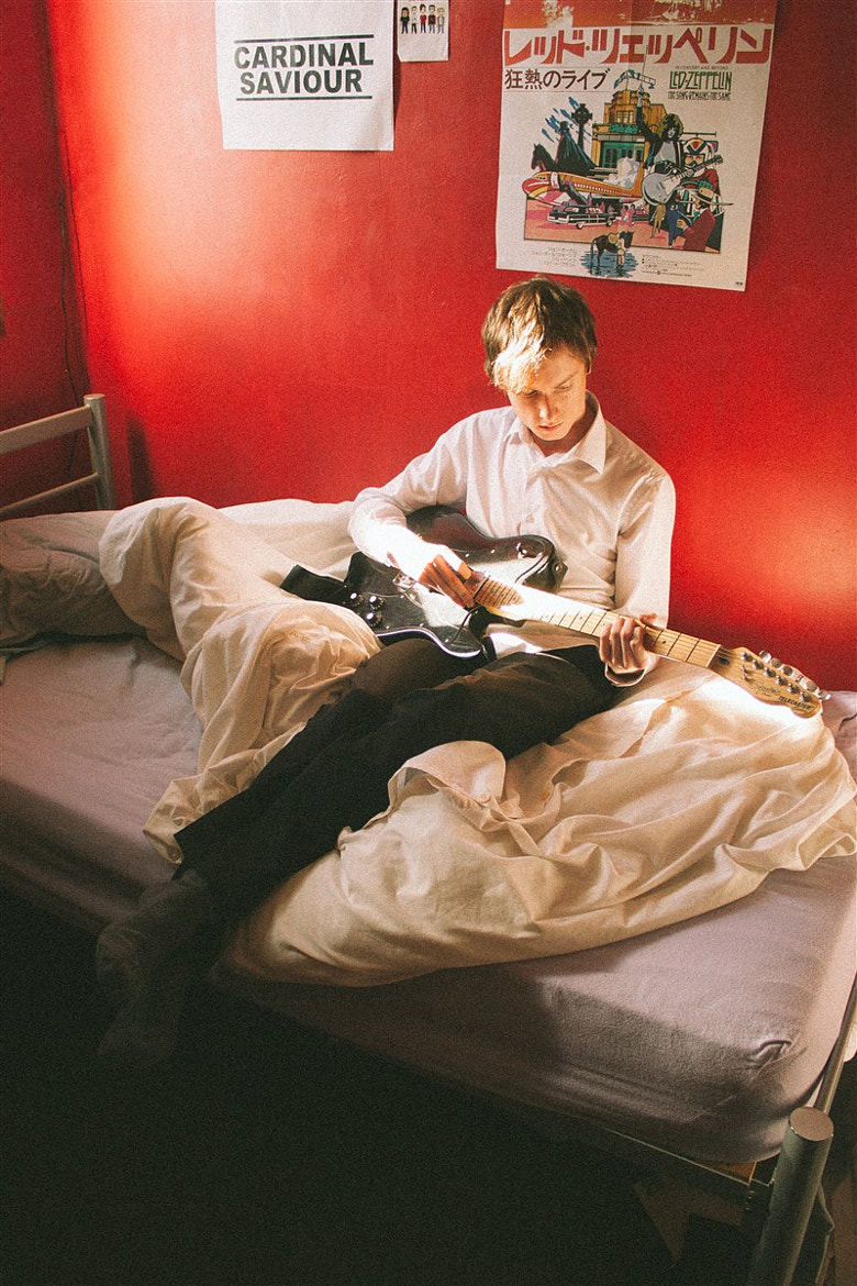Photograph George on Guitar by Toby  Burton on 500px