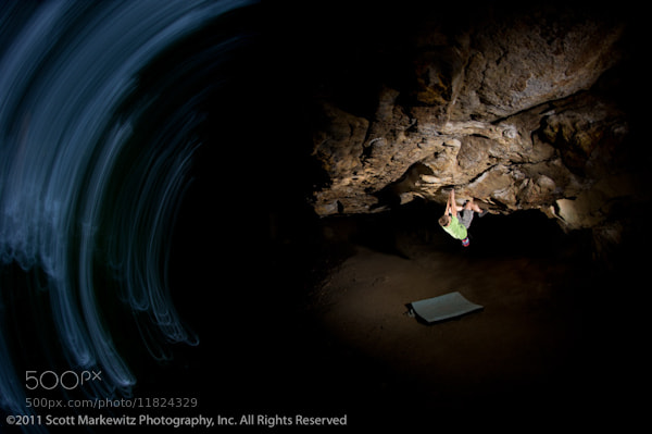 Photograph Light at the End of the Tunnel. by Scott Markewitz on 500px