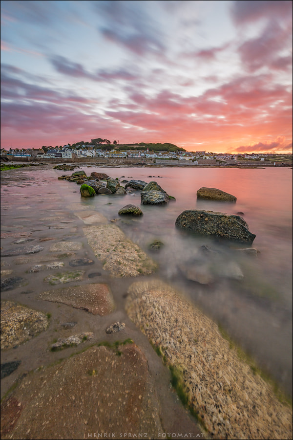~ Marazion Sunrise ~