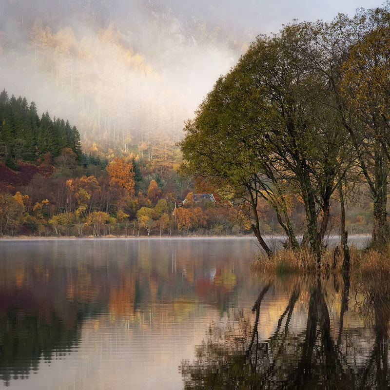Photograph Loch Lubnaig ,Trossachs by David Mould on 500px