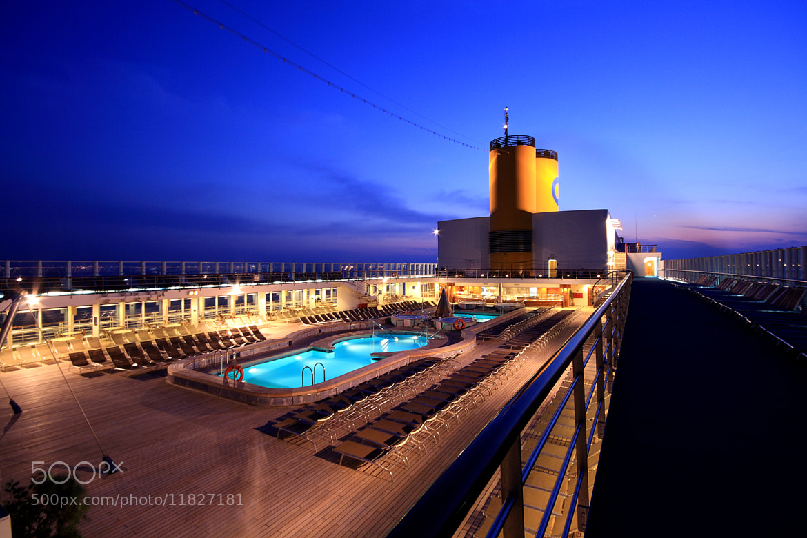 Photograph costa victoria cruise by KitchaKron sonnoy on 500px