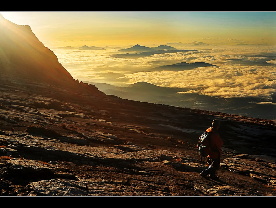 Photograph Trekking down the mountain by Vu Le on 500px