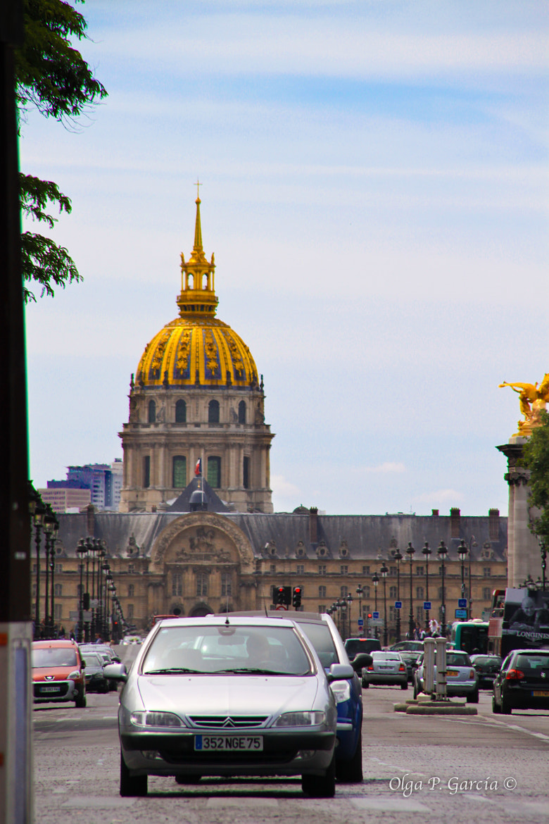 Photograph Invalides by Olga P. García on 500px