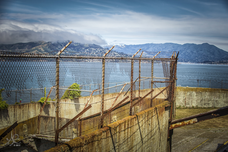 Photograph Alcatraz Excercise by Robin Leworthy Wilson on 500px