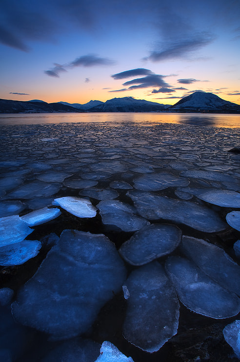Photograph Iceflakes by Arild Heitmann on 500px