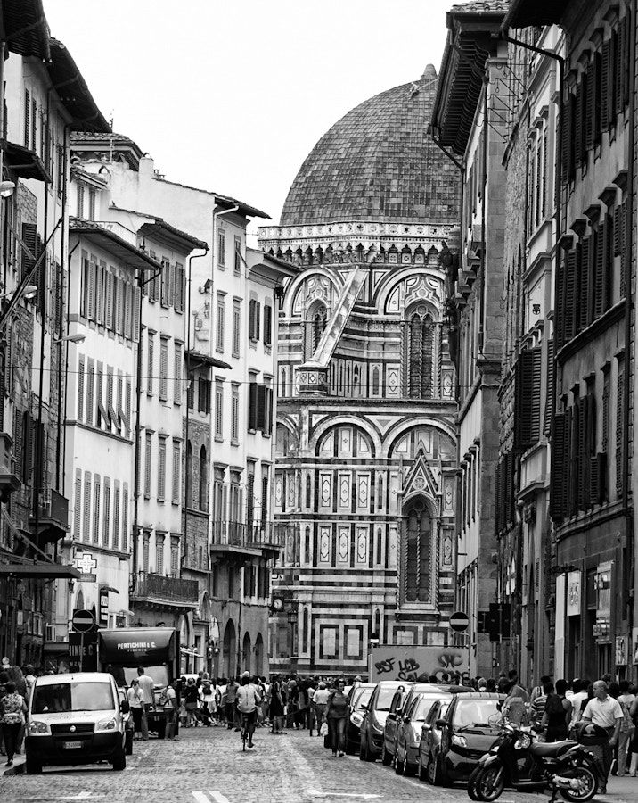 Photograph A Florence's view by Enrico Caioli on 500px