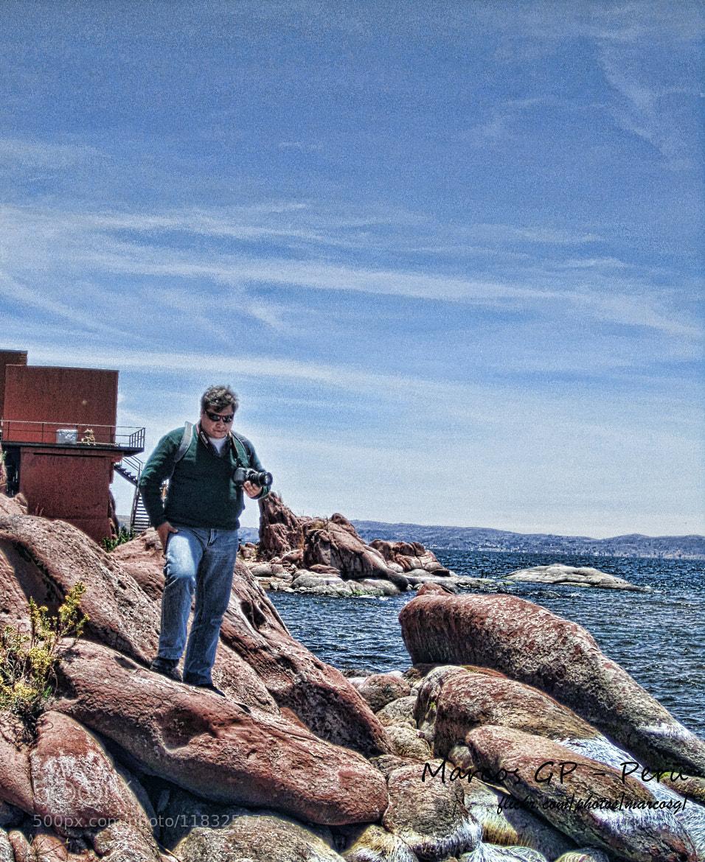 Photograph Caminando entre rocas by Marcos  Granda P. on 500px