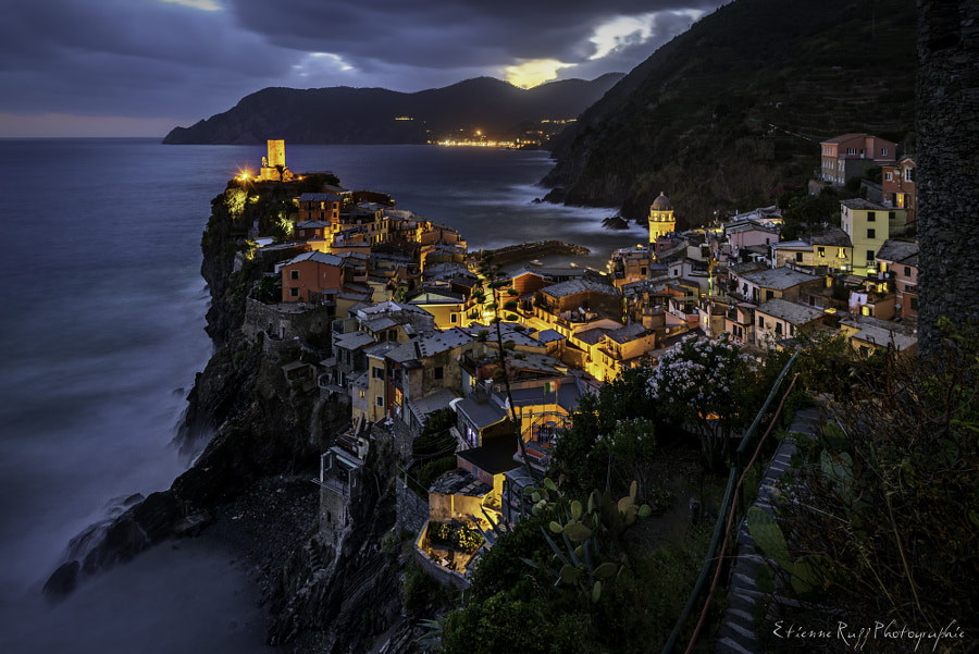 Photograph Vernazza Cinque Terre by Etienne Ruff on 500px