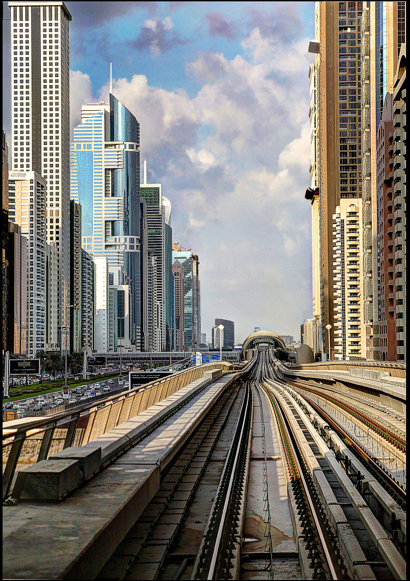 Photograph Next Station is  Dubai Mall by Etibar Jafarov on 500px