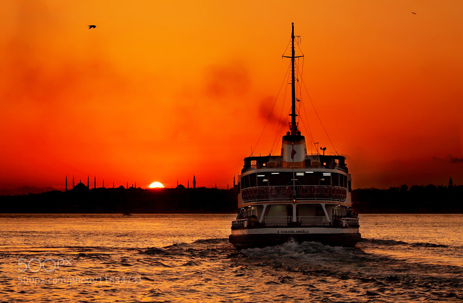 Photograph Istanbul by Timucin Toprak on 500px