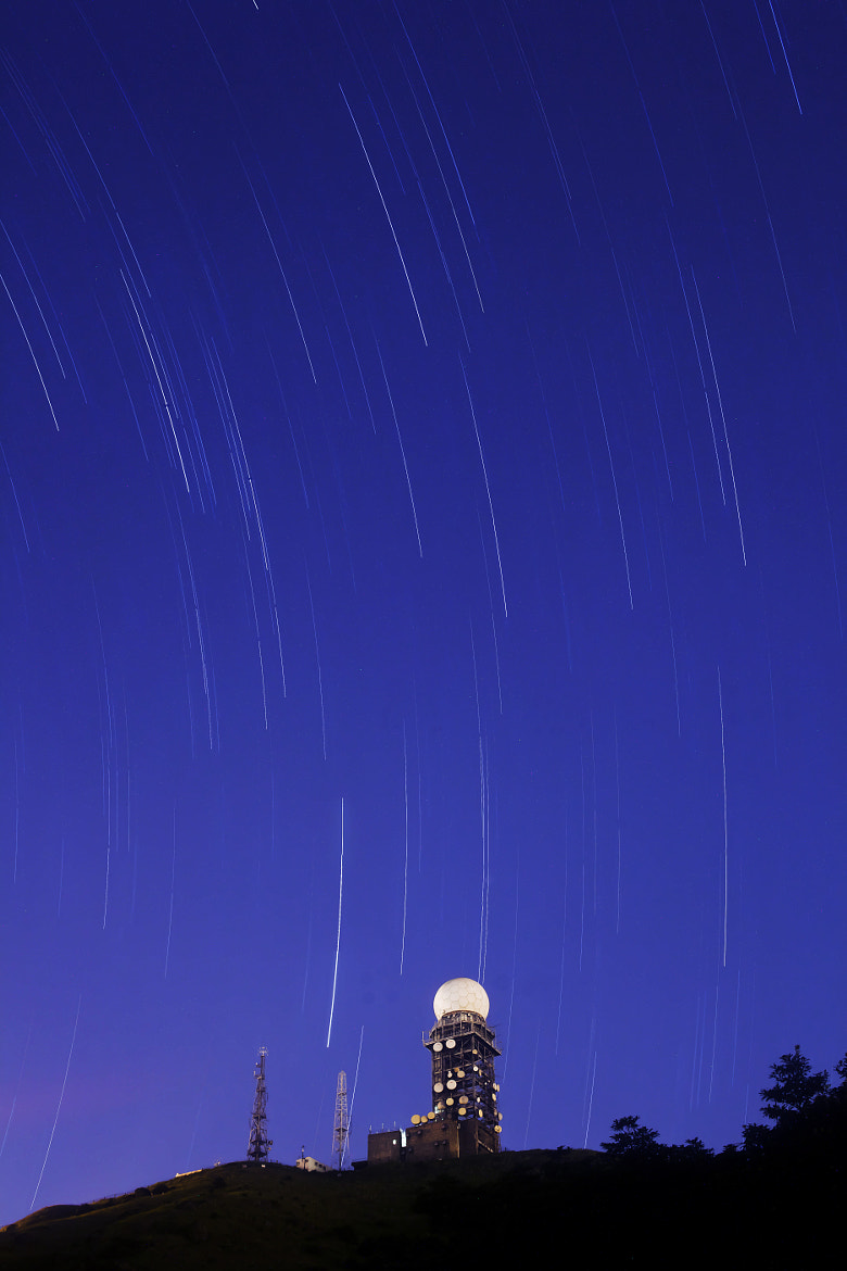 Photograph an observatory in hong kong by William Tsang on 500px