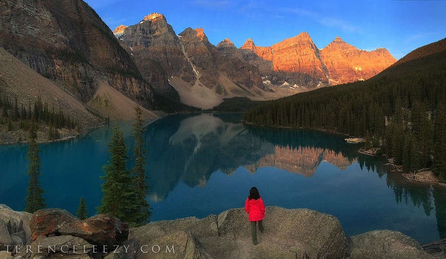 iPhone6 Moraine Pano by Terence Leezy on 500px.com