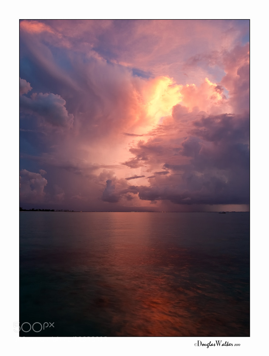 Photograph Cayman Islands Sunset by Douglas Walker on 500px