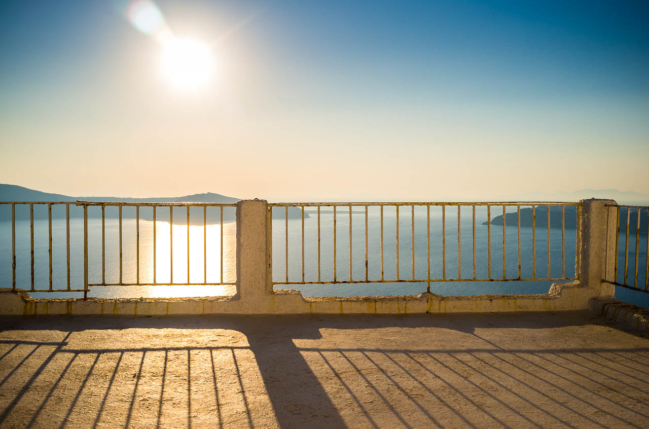 Photograph Balcony with a view by Vangelis Paravas on 500px