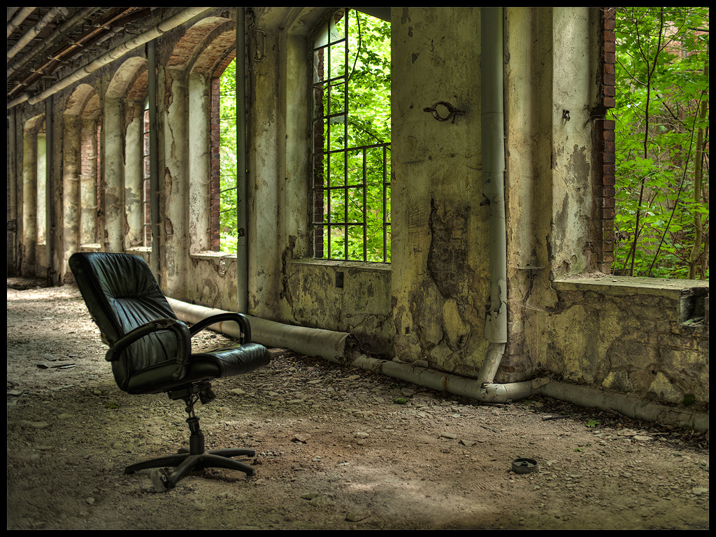 Photograph Expensive Chair by Carsten W on 500px