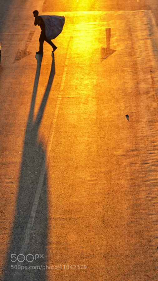 Photograph My shadow is sweating blood.. by Mahmut Islam on 500px