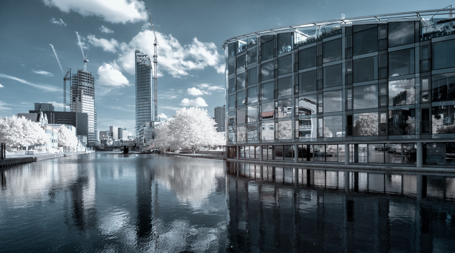 City Road Basin - Infrared