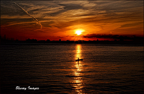 Photograph Mersey Sunset! by Raymond Paul on 500px