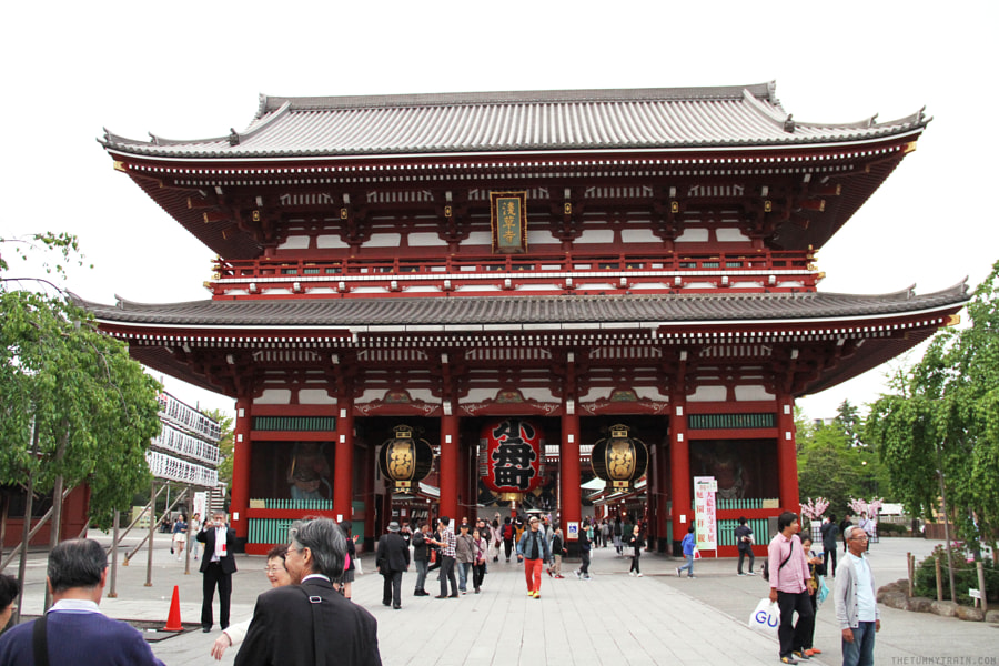 27cce50dc7a3b35e1ad75bcde1061953 - Japan Travel Blog April 2015: Sensoji Temple in Asakusa