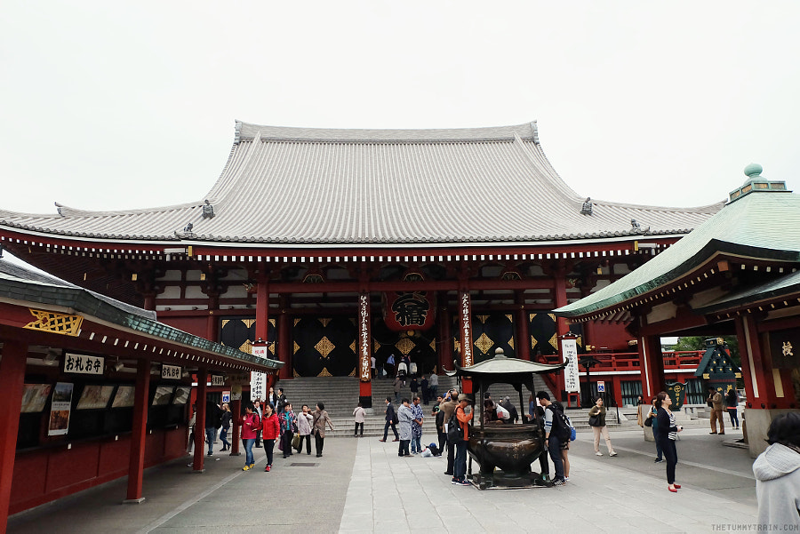 86ff087fd2ca2876618c252e99057e16 - Japan Travel Blog April 2015: Sensoji Temple in Asakusa