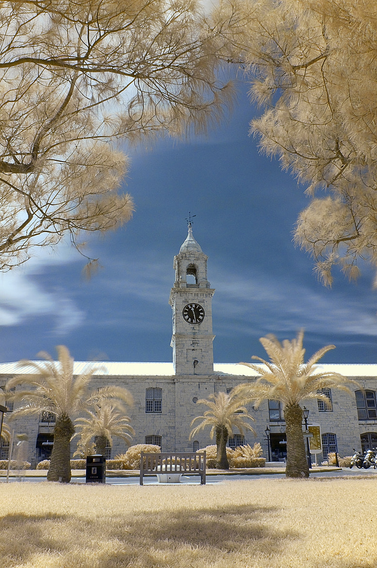 Photograph The Clock Tower Mall, Bermuda by Frederick Tejuco on 500px