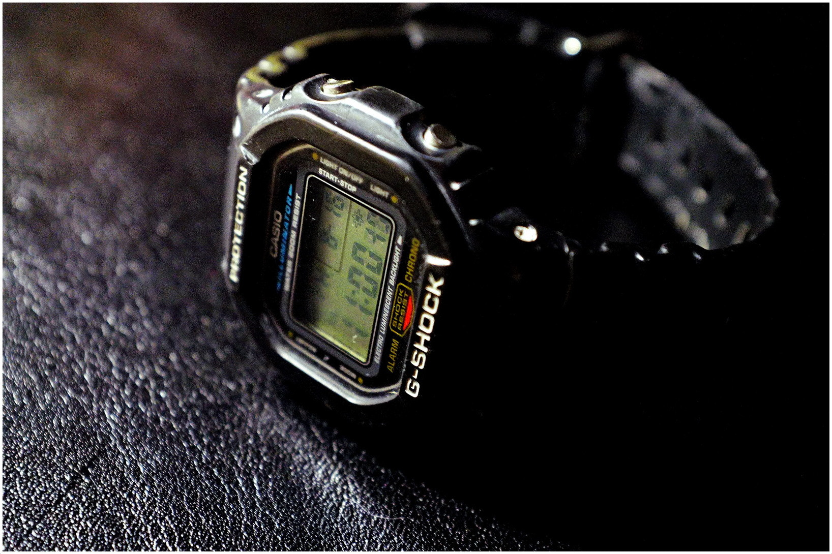 Photograph G-SHOCK DW6500E by neptune 7 on 500px