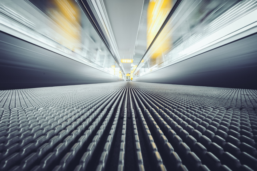 Photograph Airport by Simon Alexander on 500px